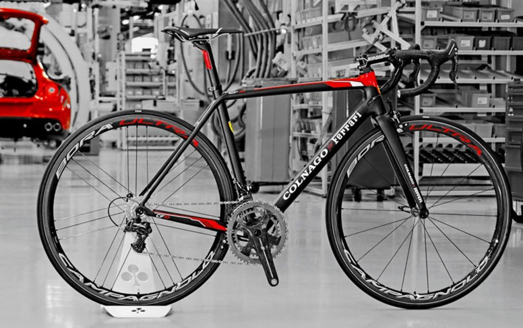 自転車の 自転車 プロチーム 機材 : フェラーリ・ランボルギーニ ...