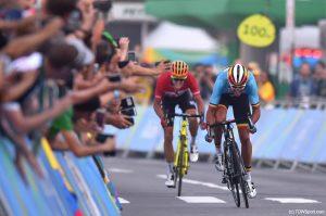 リオ・オリンピックの男子ロードレース