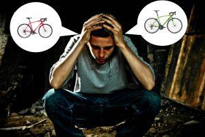 ロードバイク購入失敗談