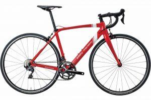 EDDY MERCKX LAVAREDO68 RED,エディメルクス,初心者,おすすめ,クロスバイク,ロードバイク,コストパフォーマンス,シマノ,安い