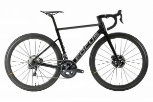 FOCUS IZALCO MAX DISC 9 Japan Assembly BLACK