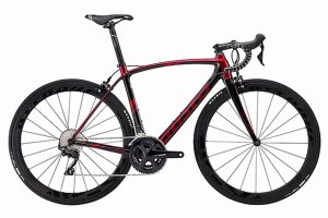 GUSTO RCR TEAM DURO SUPORT ULTRA BLACK RED