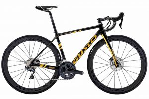 GUSTO RCR TEAM LIMITED DISC BLACK GOLD
